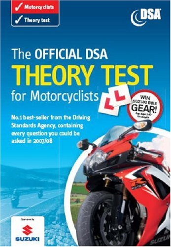 9780115528415: The Official DSA Theory Test for Motorcyclists 2007 Edition: Valid for Tests Taken from 3 September 2007 (Driving Skills)