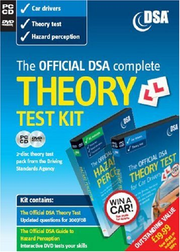 9780115528439: Official Dsa Complete Theory Test Kit