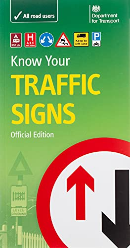9780115528552: Know your traffic signs (Driving Skills)