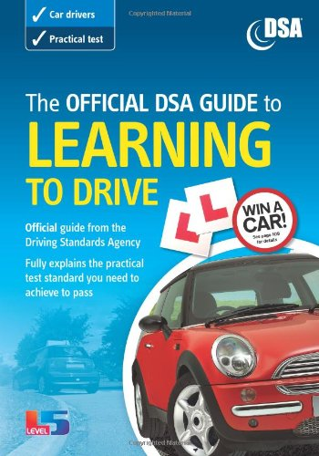 9780115528583: The Official DSA Guide to Learning to Drive (Driving Skills) (Driving Skills)