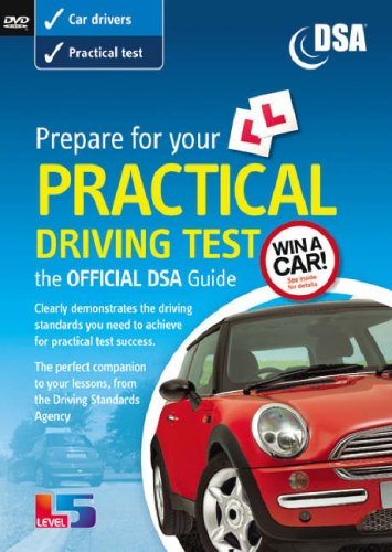 9780115528590: Prepare for Your Practical Driving Test: The Official DSA Guide (Driving Skills)