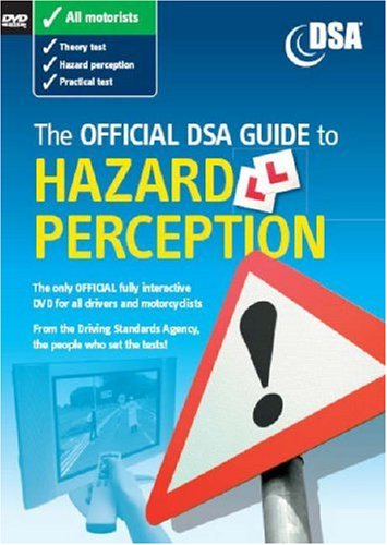 9780115528651: The Official DSA Guide to Hazard Perception [DVD]