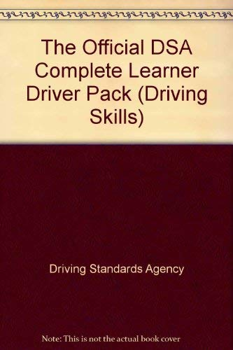9780115528897: The Official DSA Complete Learner Driver Pack (Driving Skills) (Driving Skills)