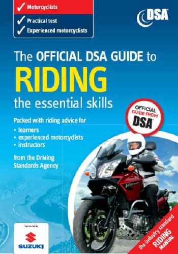 9780115529016: The Official DSA Guide to Riding - the Essential Skills