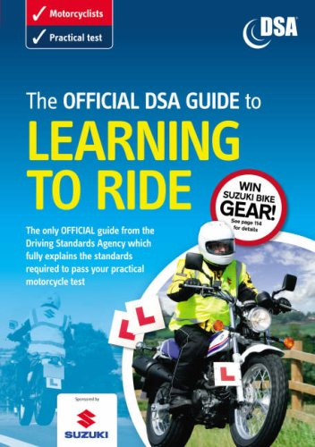 9780115529023: The Official DSA Guide to Learning to Ride