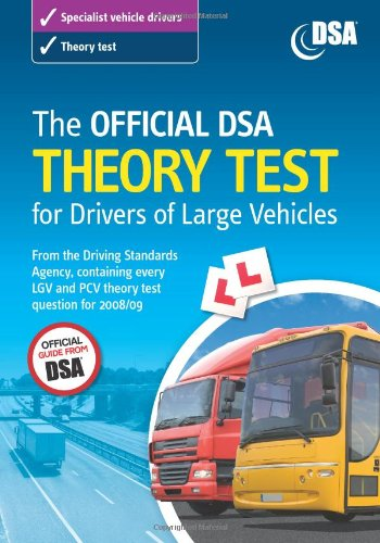 9780115529030: Official DSA Theory Test for Drivers of Large Vehicles