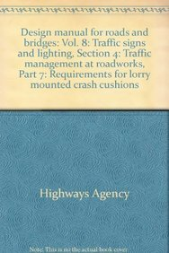 9780115529146: Traffic Signs and Lighting: Traffic Management at Roadworks: TD 49