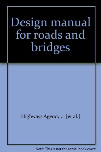 9780115529245: Design manual for roads and bridges