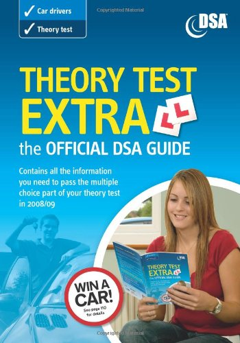 9780115529351: Theory Test Extra: the Official DSA Guide 2008/09 Edition: Valid for Tests Taken from 1 September 2008