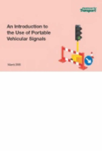 9780115529368: An introduction to the use of vehicle actuated portable traffic signals (Department of Transport)