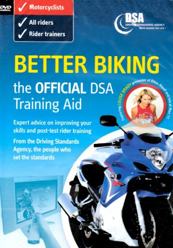9780115529559: Better Biking: the Official DSA Training Aid