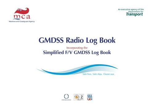 9780115530265: Gmdss Radio Log Book: Global Maritime Distress & Safety System, 2008 Edition