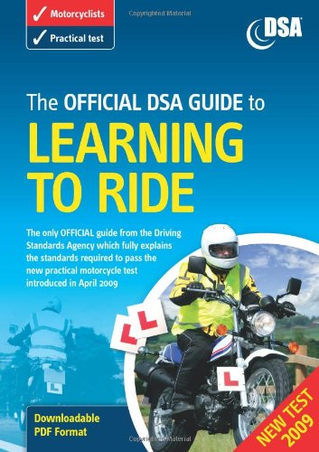 9780115530562: The Official DSA Guide to Learning to Ride