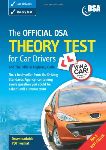 9780115530678: The Official DSA Theory Test for Car Drivers and the Highway Code 2009/2010 edition