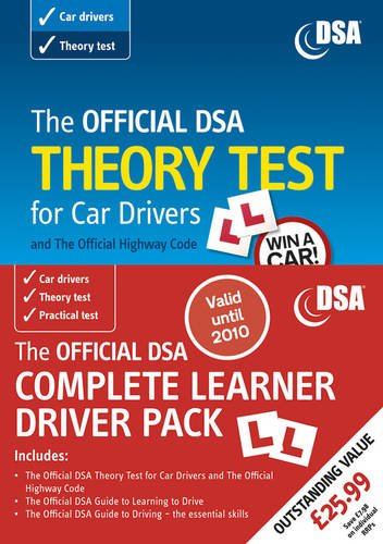9780115530692: The Official DSA Complete Learner Driver Pack 2009/10 edition