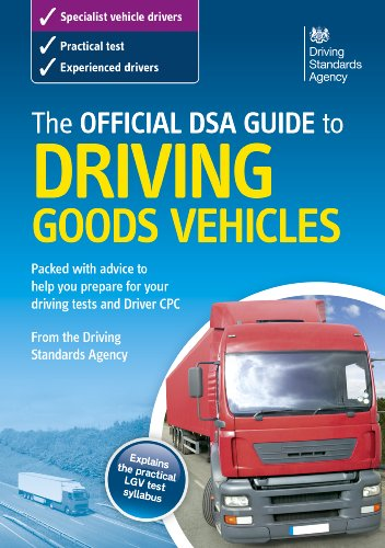 9780115530814: Official Dsa Guide to Driving Goods Vehicles.