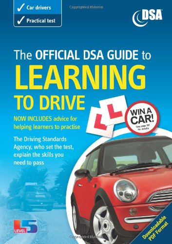 9780115530913: Official DSA Guide to Learning to Drive (Driving Skills)