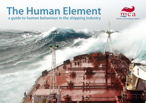 9780115531200: The human element: a guide to human behaviour in the shipping industry