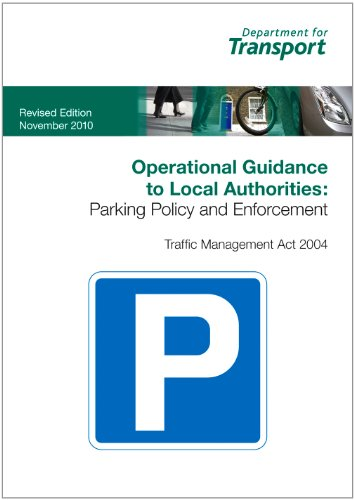 9780115531248: Operational Guidance to Local Authorities:Parking Policy and Enforcement: Traffic Management Act 2004