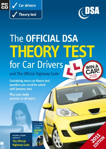 9780115531286: The Official DSA Theory Test for Car Drivers and the Official Highway Code 2010-2011