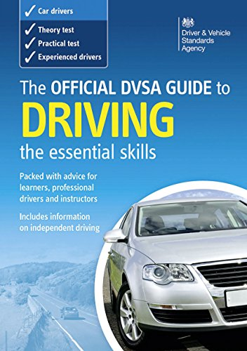 The Official DSA Guide to Driving: The: Driving Standards Agency