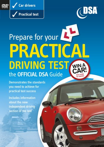 9780115531446: Prepare for Your Practical Driving Test: The Official DSA Guide