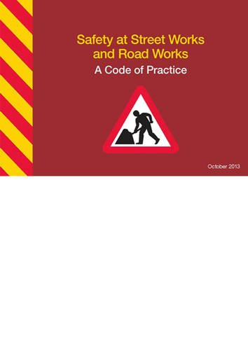 9780115531453: Safety at street works and road works: a code of practice