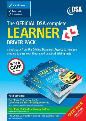 9780115531583: The Official Dsa Complete Learner Driver Pack