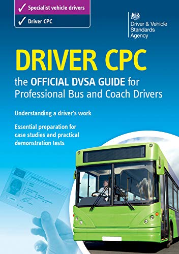 9780115531644: Driver Cpc: The Official Dsa Guide for Professional Bus and Coach Drivers