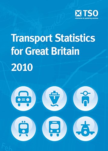 9780115531798: Transport Statistics For Great Britain: 2010