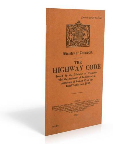 9780115531804: The highway code
