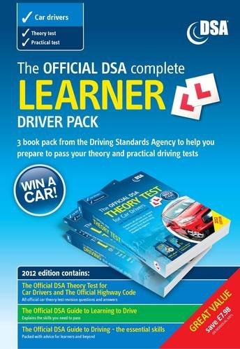 9780115531835: The Official DSA Complete Learner Driver Pack 2012