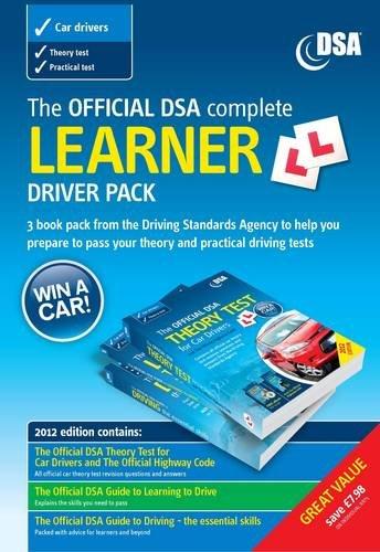 9780115531835: Official Dsa Complete Learner Driver Pack.