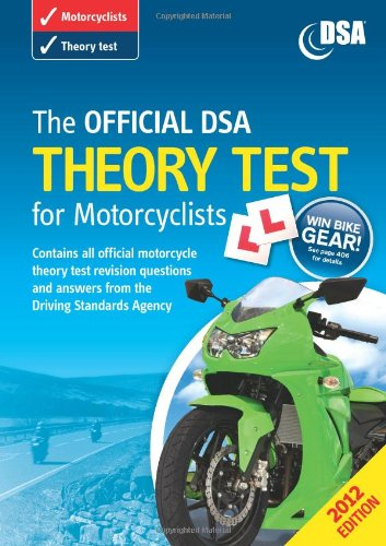 9780115531866: The Official DSA Theory Test for Motorcyclists 2012