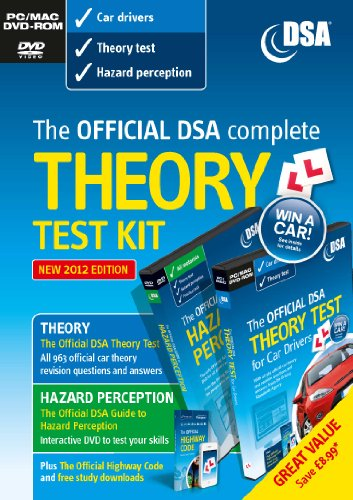 9780115531958: The Official DSA Complete Theory Test Kit - 2012 (PC/Mac)