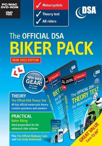 9780115531996: Official DSA Biker Pack