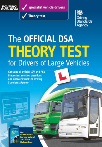 9780115532009: The Official DSA Theory Test for Drivers of Large Vehicles