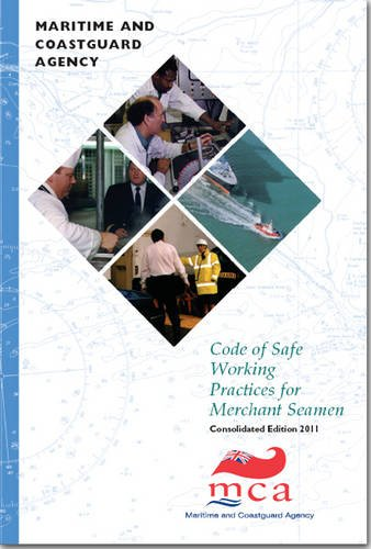 9780115532078: Code of safe working practices for merchant seamen