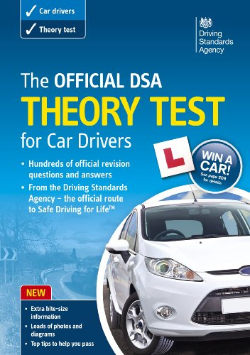 9780115532313: The Official DSA Theory Test for Car Drivers Book 2013 edition