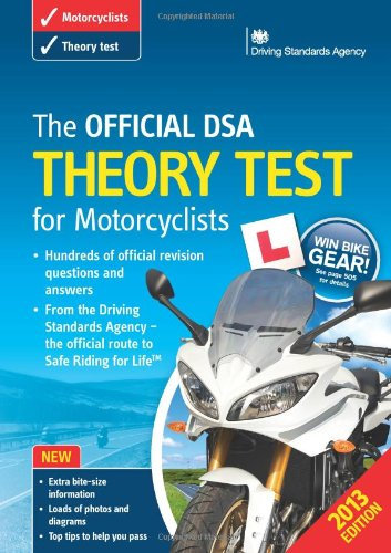 9780115532344: The Official DSA Theory Test for Motorcyclists