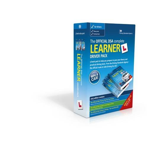 9780115532405: The Official DSA Complete Learner Driver Pack 2013 edition