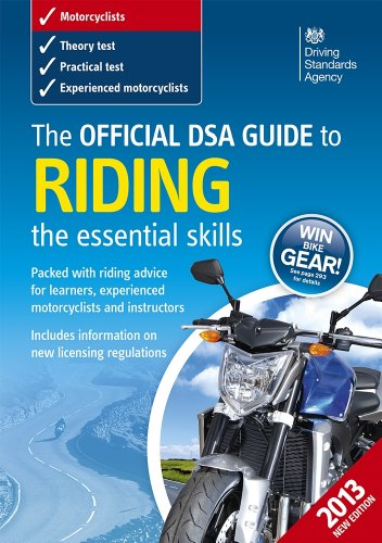 9780115532467: The Official DSA Guide to Riding - the essential skills (Driving Standards Agency)