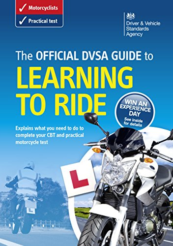 9780115532542: The Official DSA Guide to Learning to Ride (Driving Standards Agency)