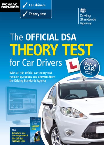 9780115532597: The official DSA theory test for car drivers [DVD-ROM]