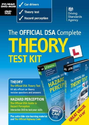 9780115532603: The Official DSA Complete Theory Test Kit - 2013 (PC/Mac)