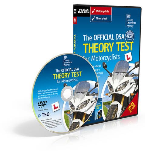 9780115532610: The Official DSA Theory Test for Motorcyclists