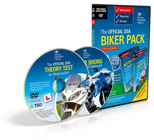 9780115532634: The Official DSA Biker Pack