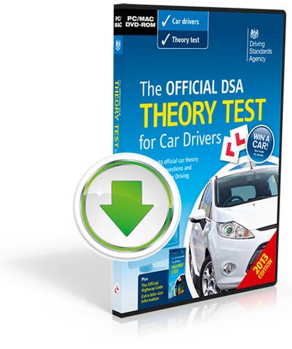 9780115532641: The Official DSA Theory Test for Car Drivers Interactive Download