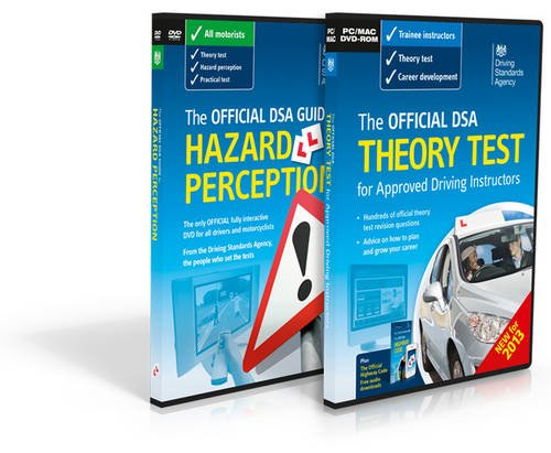 9780115532771: The Official DSA Theory Test for Approved Driving Instructors Pack