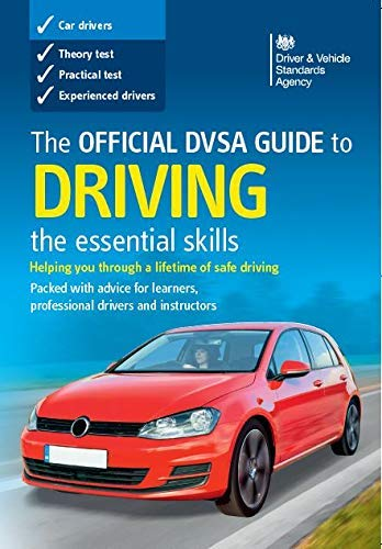 9780115532900: The Official DVSA Guide to Driving 2015: The Essential Skills